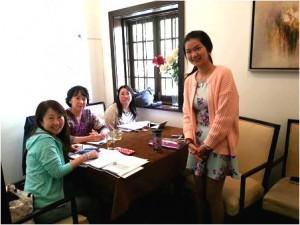 夏休み中国プチ留学